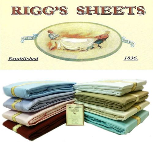 Riggs Sheets